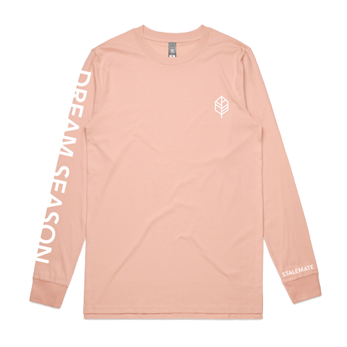 DREAM SEASON - AS COLOUR LONGSLEEVE - PINK